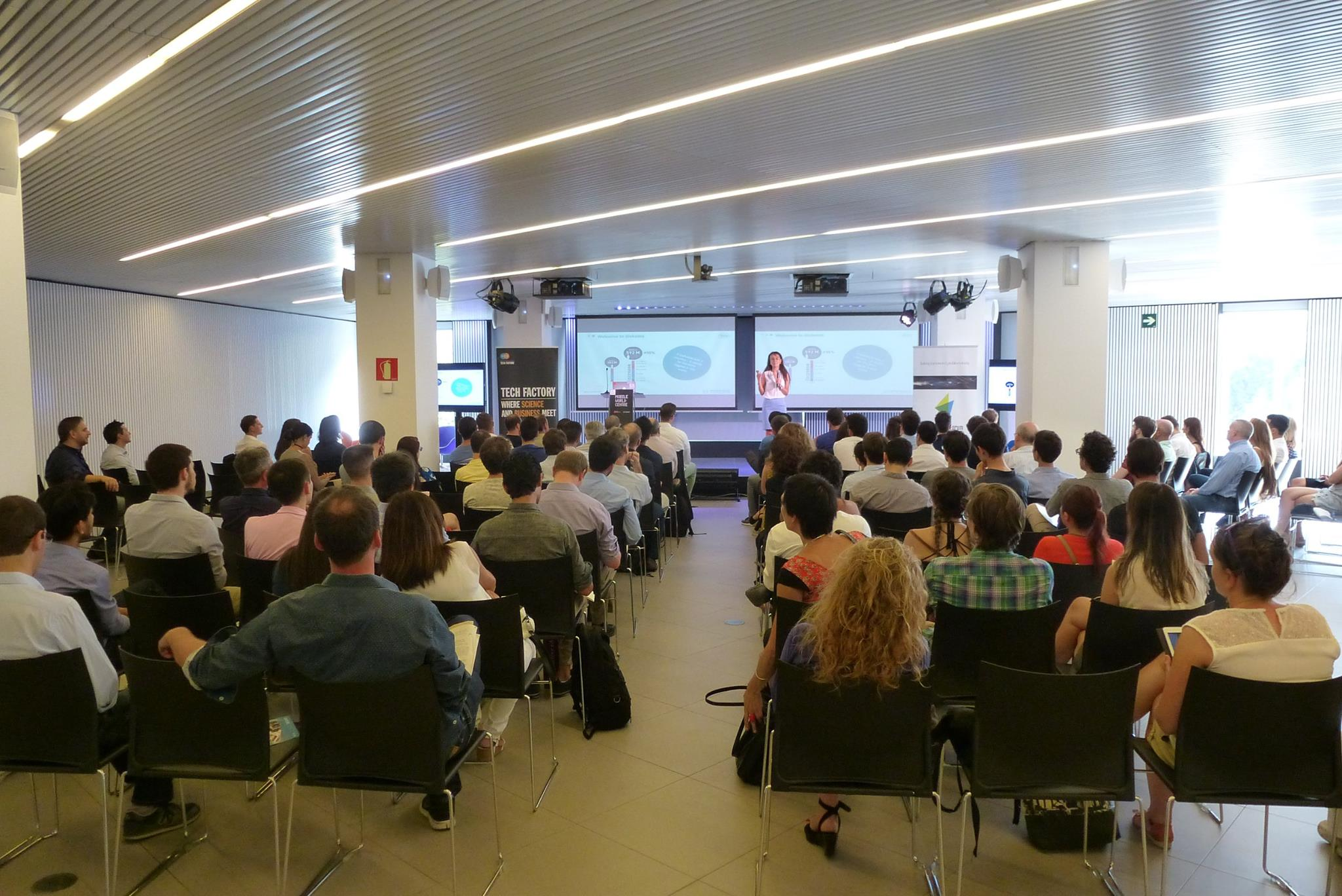IMAGINE IF! Barcelona Local Finale bought together over 150 innovators for a thrilling evening covered by media outlets across Spain